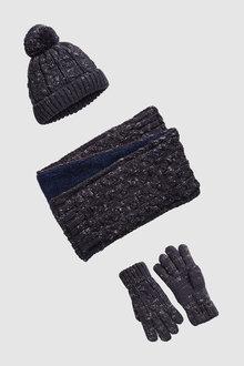 Next Knitted Three Piece Set (Older)