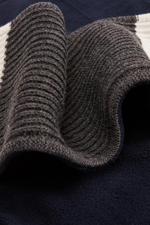 Next Stripe Knitted Three Piece Set (Older)