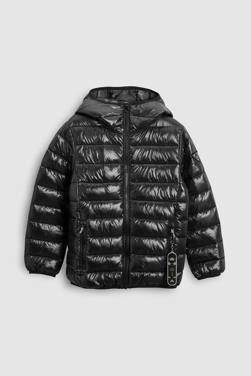 Next Padded Jacket With Keyring (3-16yrs)