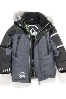 Next Technical Performance Parka (3-16yrs)