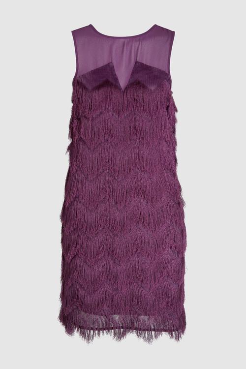 Next Fringe Dress -Tall