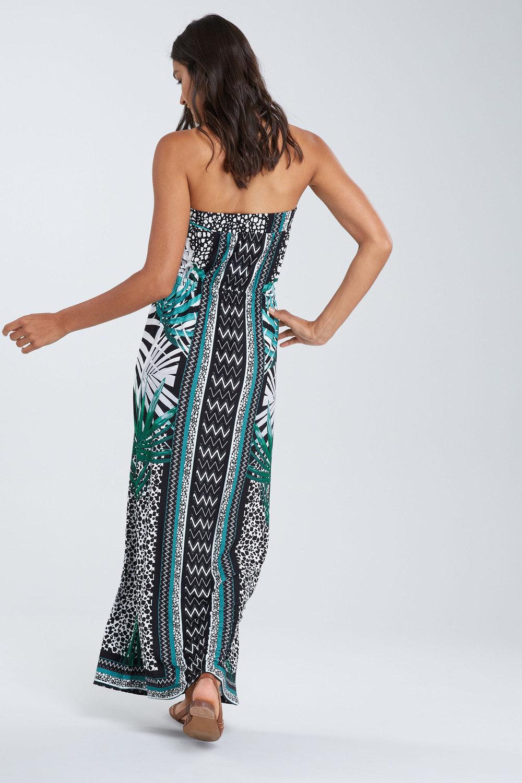 ab5a83f11d Next Palm Print Maxi Dress Online | Shop EziBuy
