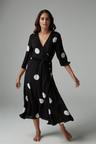 Next Big Spot Midi Dress
