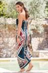 Next Geo Print Maxi Dress