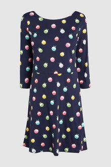 Next Christmas Tunic Dress