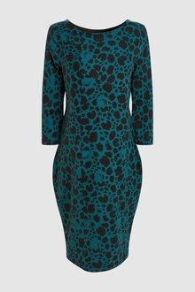 Next Maternity Formal Jersey Dress - 217975