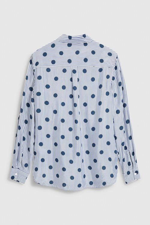 Next Stripe Shirt -Petite