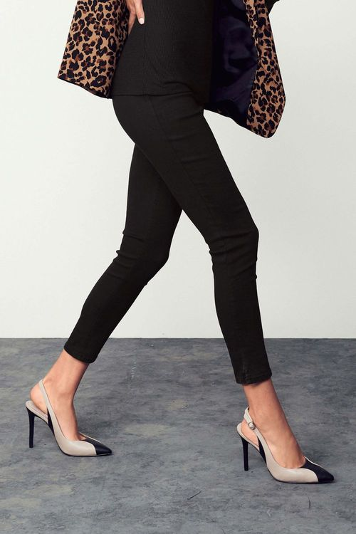 Next Ankle Length Skinny Jeans -Tall