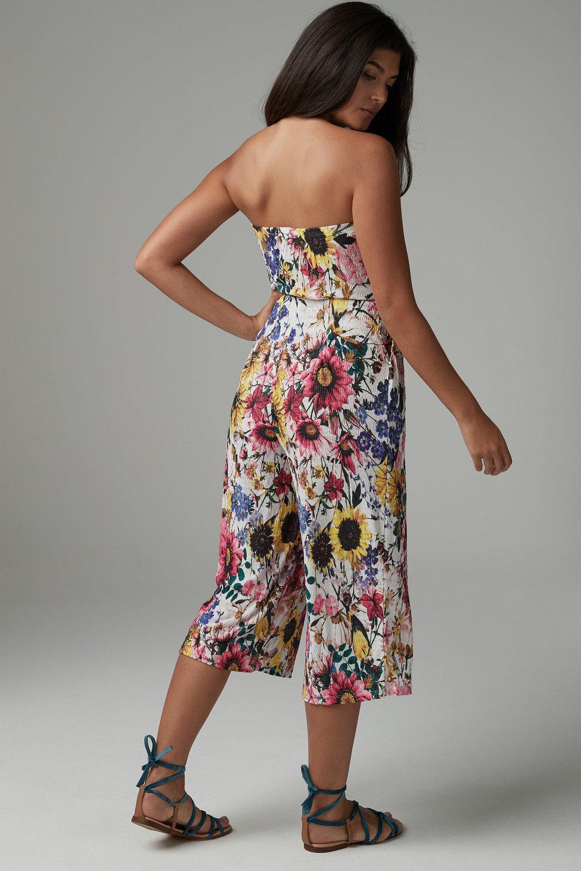 28897b9821211 Next Floral Print Culotte Jumpsuit Online