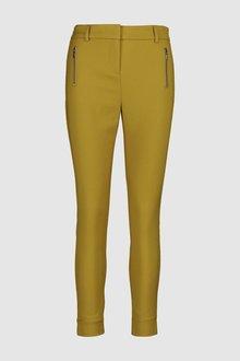 Next Skinny Zip Trousers -Petite