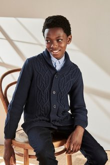 Next Cable Cardigan (3-16yrs)
