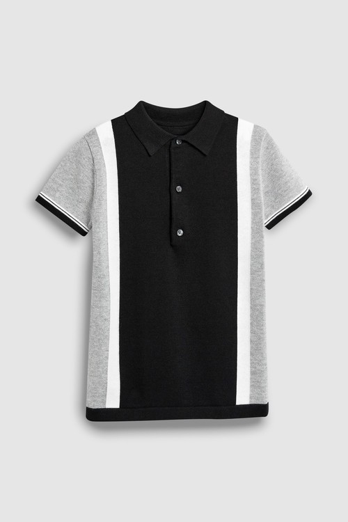Next Colourblock Polo (3-16yrs)