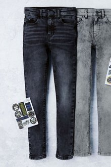 Next Inky Five Pocket Super Skinny Jeans (3-16yrs)