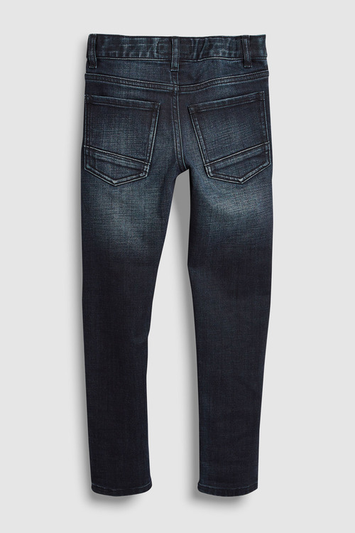 Next Skinny Jeans With Turn Up (3-16yrs)
