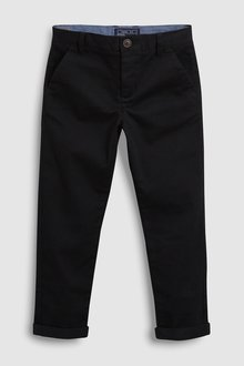 Next Slim Fit Chino Trousers (3-16yrs)