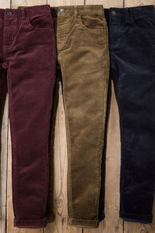 Next Skinny Five Pocket Cord (3-16yrs)