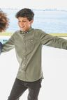 Next Long Sleeve Soft Touch Shirt (3-16yrs)