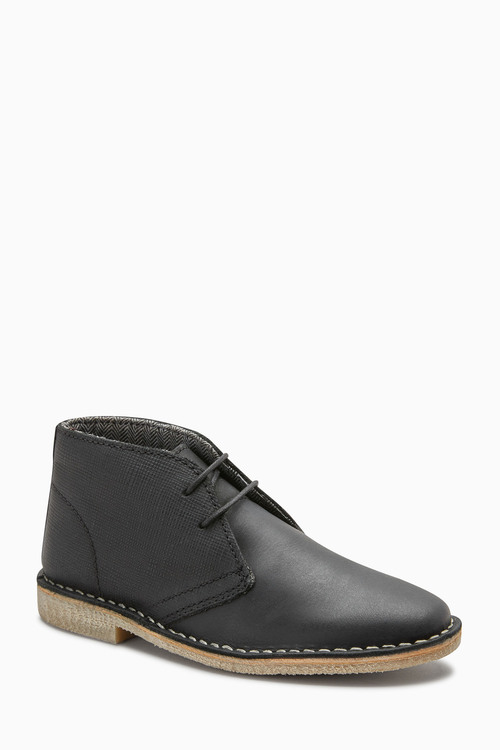 Next Leather Desert Boots (Older)