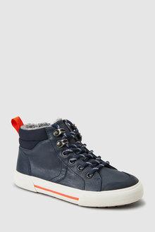 Next Skate Lace-Up Boots (Older)