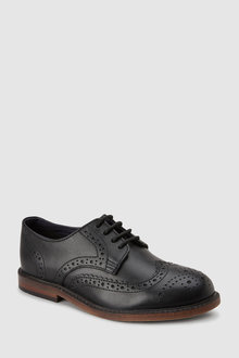 Next Leather Brogues (Older) - 218319