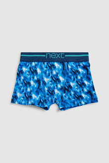 Next Tie Dye Trunks Seven Pack (2-16yrs)