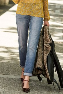 Next Relaxed Skinny Jeans