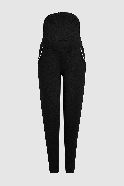 6631b8a607b18 Next Maternity Over The Bump Jersey Jogger Trousers Online | Shop EziBuy