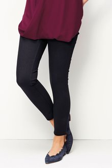 Next Maternity Jersey Denim Leggings