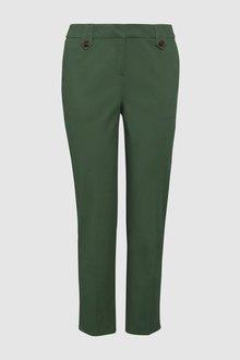 Next Brushed Capri Trousers