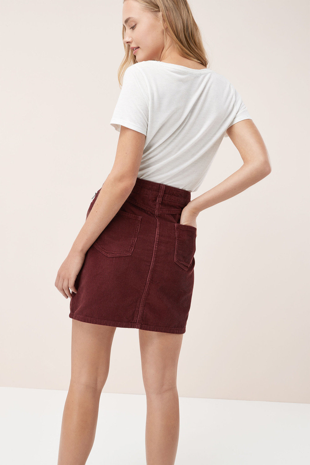 389c7c7b1 Next Cord Mini Skirt Online | Shop EziBuy