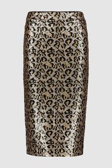 Next Sequin Skirt