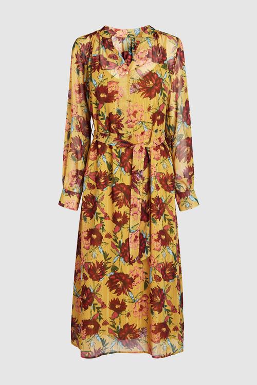 Next Floral Midi Dress