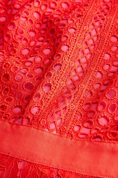 Next Lace Mix Dress
