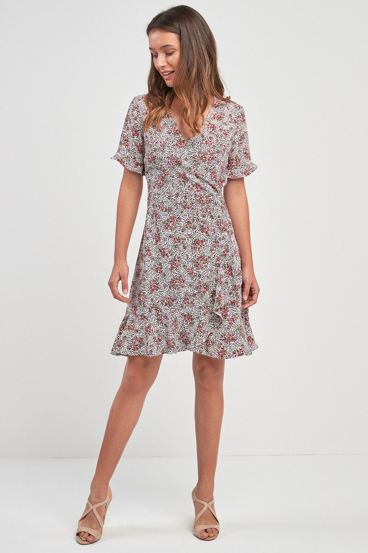 104be43a6f Next Leopard Print Dress Online