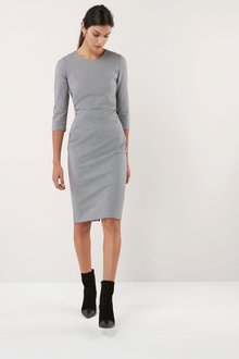 Next Ruched Bodycon Dress