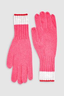Next Cashmere Mix Gloves