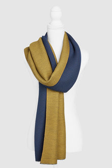 Next Double Face Scarf