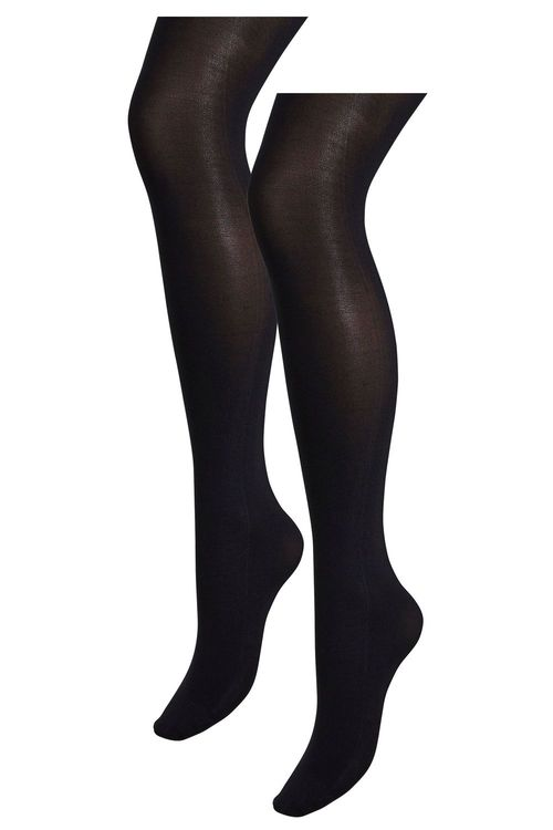 Next Luxe Opaque 60D Tights Two Pack
