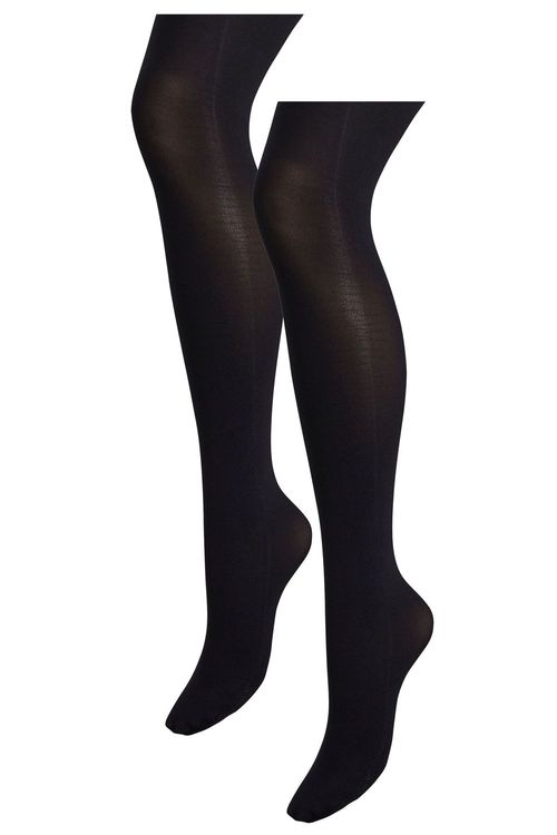 Next Luxe Opaque 40D Tights Two Pack