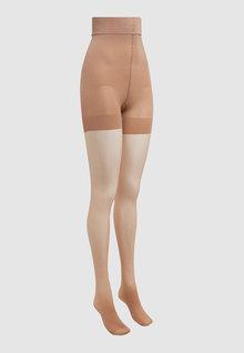 Next Bum/Tum/Thigh Gloss Shaping Tights - 218625
