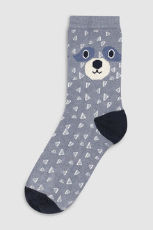 Next Character/Spot Ankle Socks Five Pack