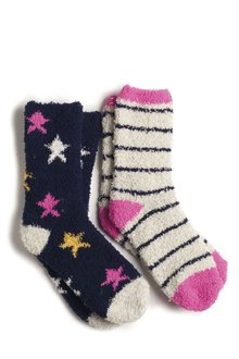 Next Bed Socks Two Pack