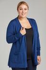 Plus Size - Sara Merino Panelled Cardi