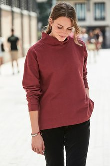 Next Funnel Neck Jumper