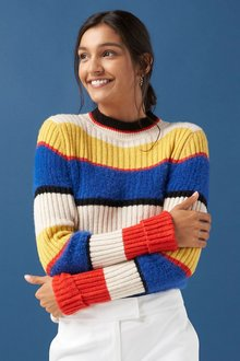 Next Colour Block Sweater