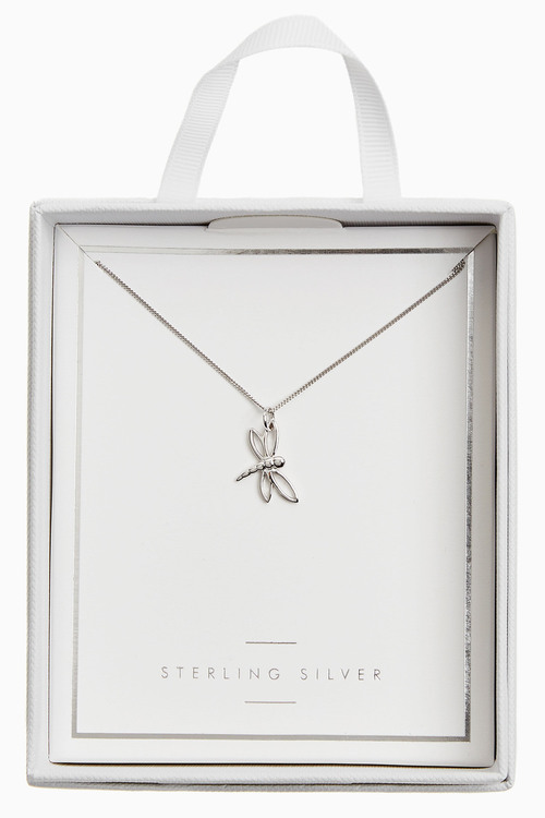 Next Dragonfly Necklace