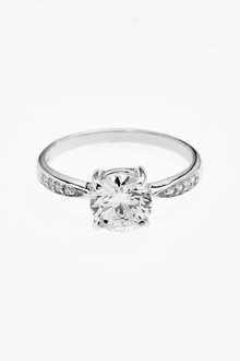 Next Solitaire Ring