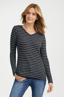 Capture Merino V Neck Sweater