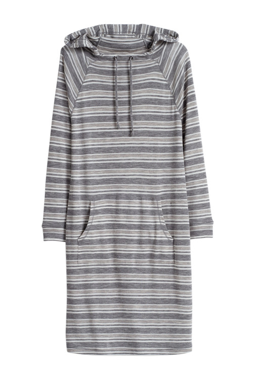 Capture Merino Hooded Long Sleeve Tunic