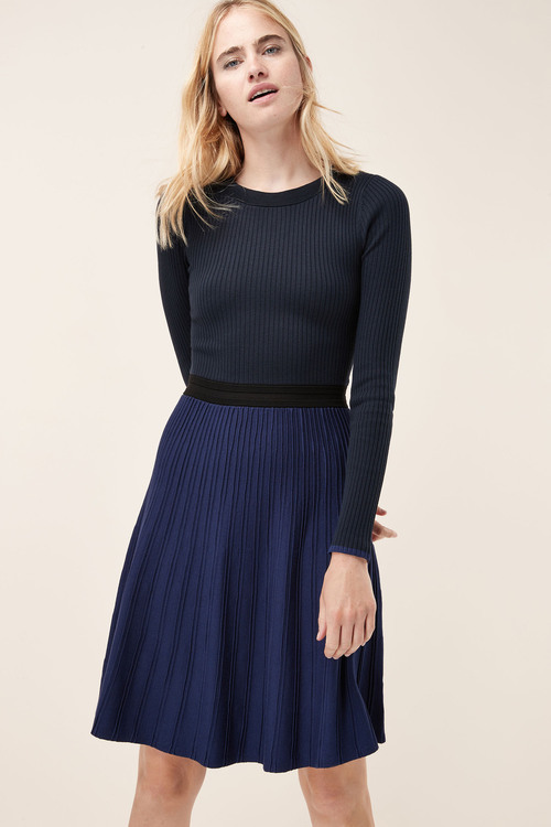 Next Fit And Flare Dress